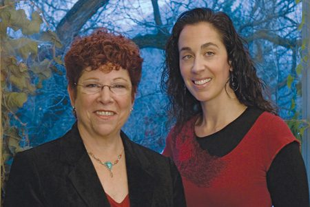Margaret Wheatley and Deborah Frieze